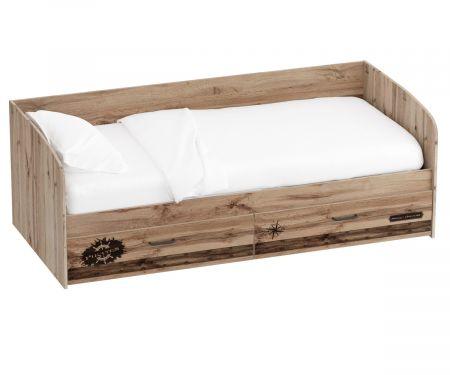 Кровать Фрегат 90х200 (латы в комплекте)