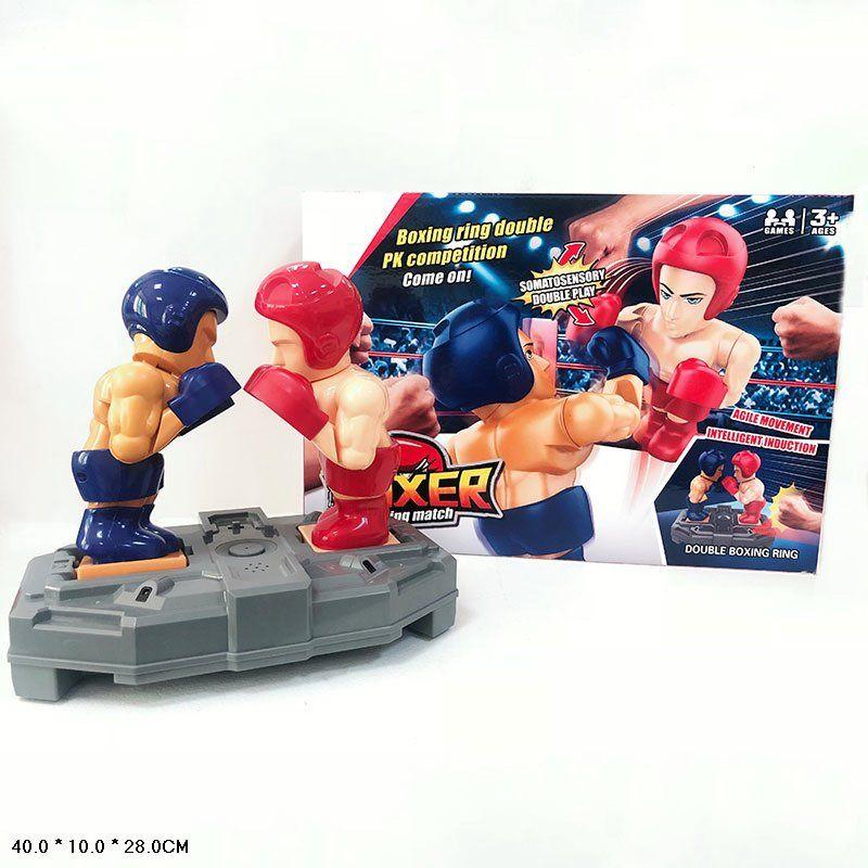 Детская игра Boxing King роботы боксеры управление движением рук (12050)