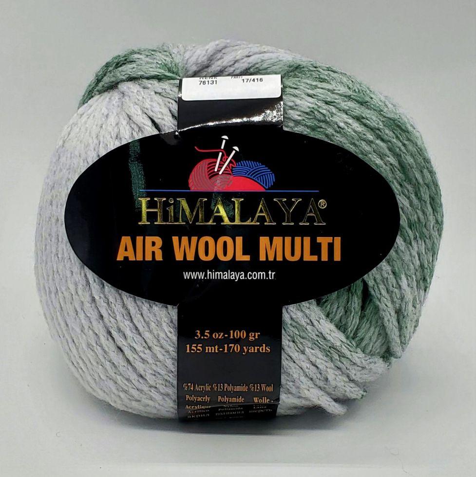 AIR WOOL MULTI Цвет № 131