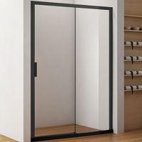 Душевая дверь Aquanet Pleasure AE60-N-130H200U-BT 130, прозрачное стекло