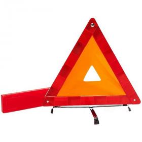 Знак аварийной остановки в тубе
