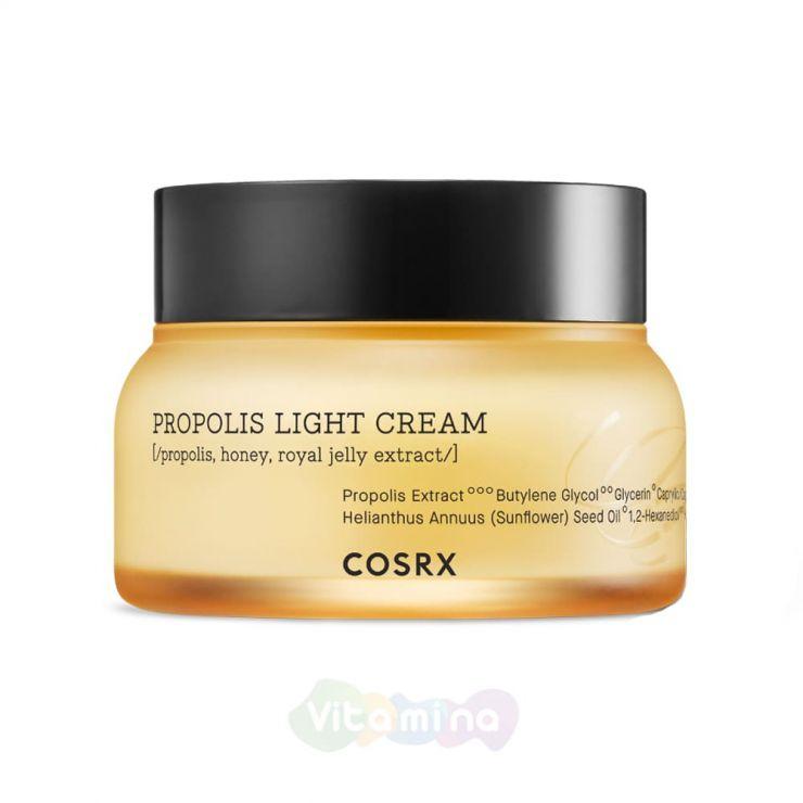 CosRX Крем с прополисом Propolis Light Cream, 65 мл