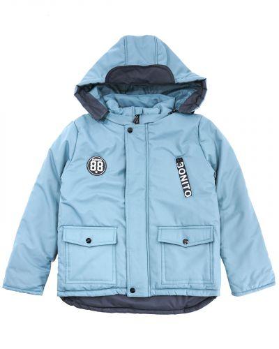 Куртка с капюшоном для мальчика 9-13 лет Bonito OP009K