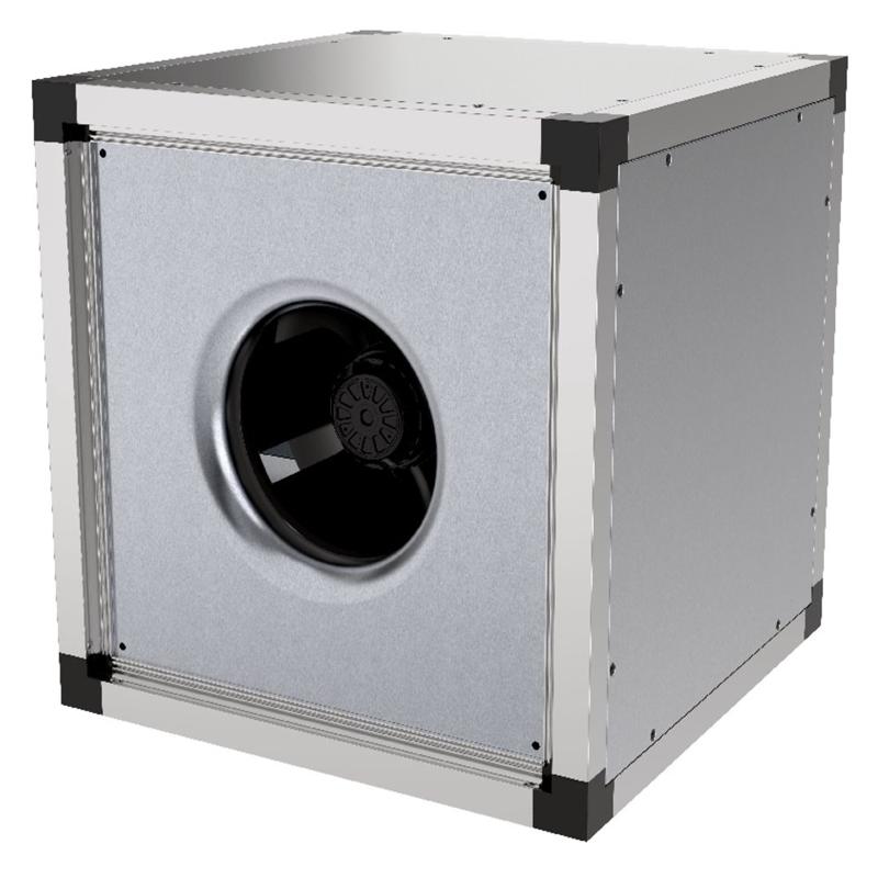 Квадратный вентилятор MUB 025 315E4 sileo