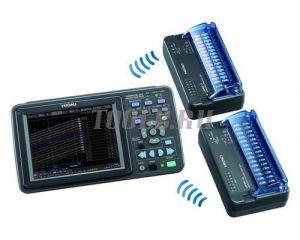 HIOKI LR8410-20 многоканальный регистратор с беспроводным базовым блоком