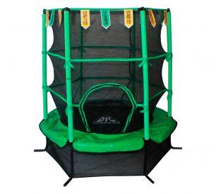 Батут с сеткой DFC Jump Kids 55INCH-JD-G (137 см)
