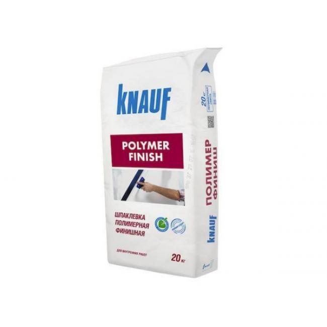 Шпаклевка финишная Knauf Полимер Финиш полимерная 20кг