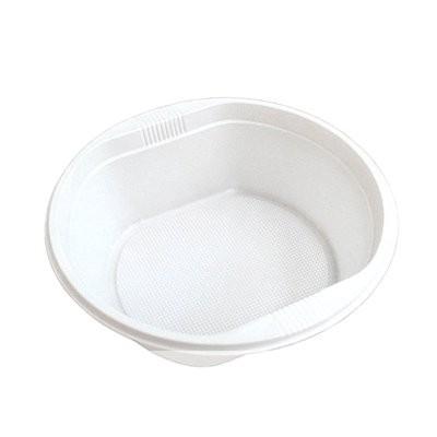 Одноразовая тарелка глубокая 500 мл 50 шт