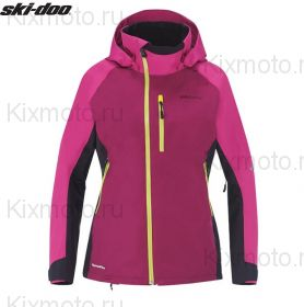 Куртка женская Ski-Doo Helium 30, Винная мод. 2021