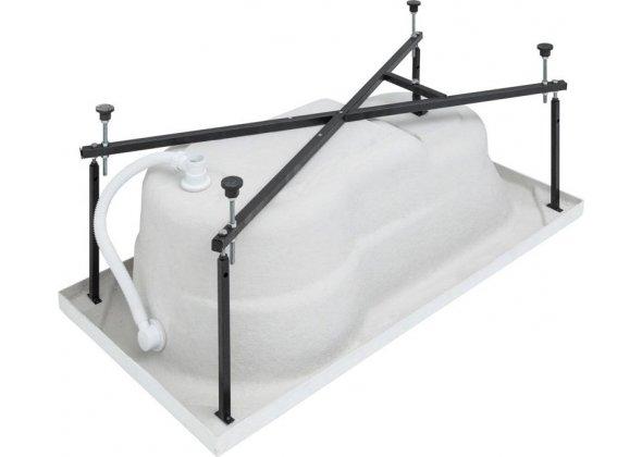 Каркас сварной для акриловой ванны Aquanet LARGO 130