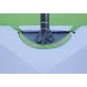 Клапан огнеупорный Лотос куб (кремнезем 1000°С)