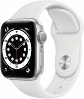 Apple Watch Series 6, 40 мм белый
