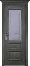 Дверь Аристократ № 2 ЭЙВОРИ БЛЕК