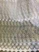 Тюль вышивка на сетке Турция 78
