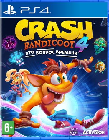 Crash Bandicoot 4: Это вопрос времени PS4