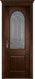 Дверь Чезана Античный орех