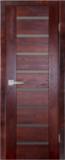 Дверь Хай-Тек № 3 Махагон