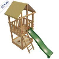 Детская деревянная площадка Самсон 2-й Элемент