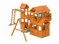Детская площадка IgraGrad Клубный домик Макси