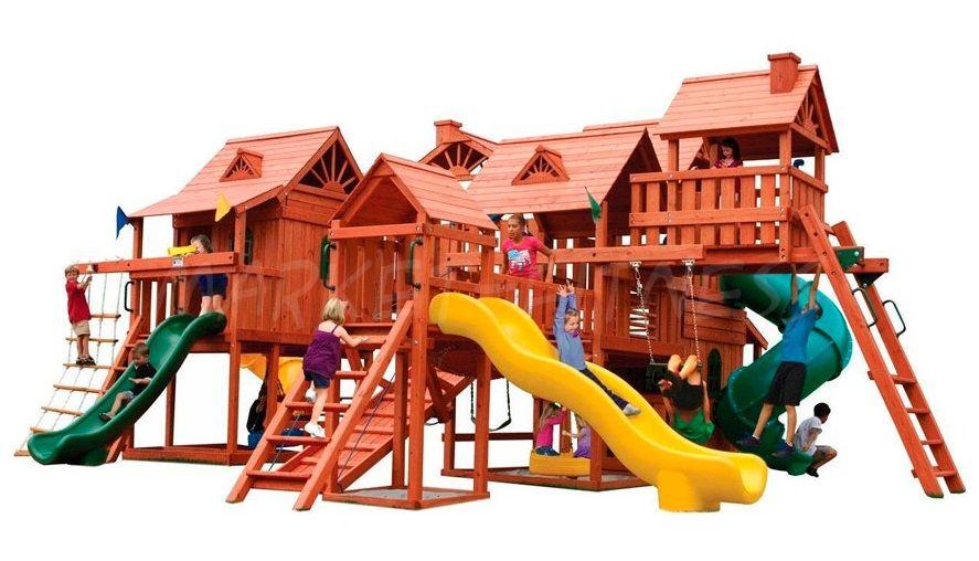 Детский игровой комплекс PlayNation Метрополис