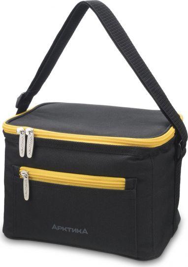 Ланч-сумка АРКТИКА 2,5 л 020-2500 черная с 3мя контейнерами изотермическая
