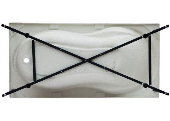 Каркас сварной для акриловой ванны Aquanet Corsica 150*75