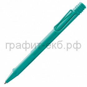 Ручка шариковая Lamy Safari аквамарин 221