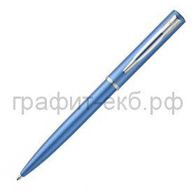 Ручка шариковая Waterman Graduate Allure Blue латунь лакированная 2068191