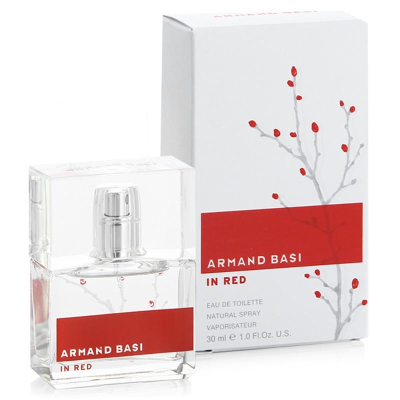 ARMAND BASI - IN RED