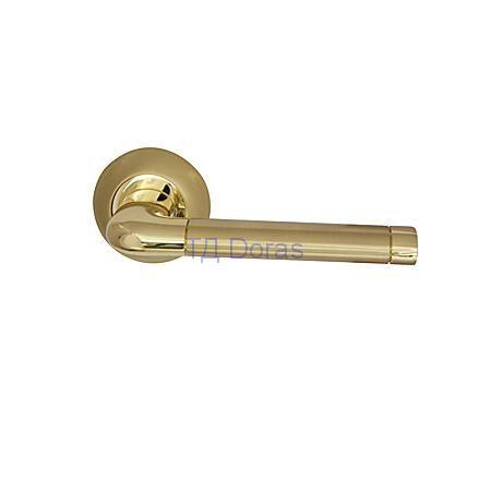 Ручка раздельная Eridan LD37-1SN/CP-3 матовый никель/хром