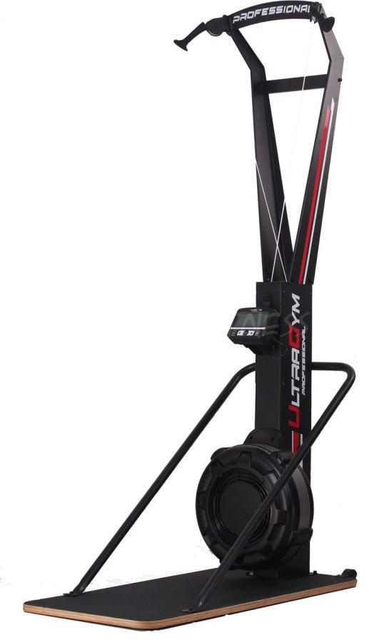 Лыжный тренажер UltraGym Skierg Air Cross 002