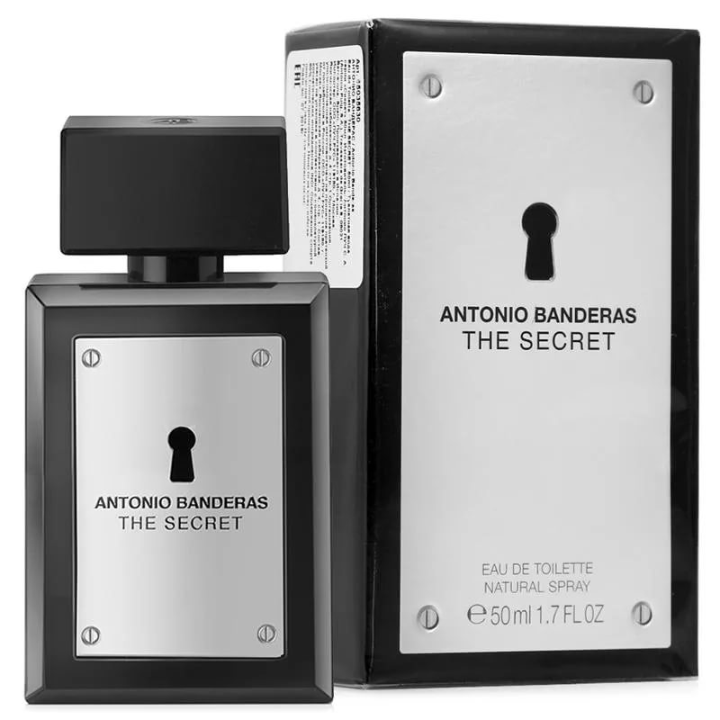 ANTONIO BANDERAS - The Secret