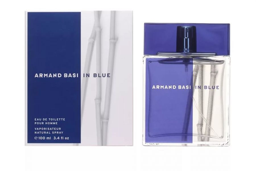 ARMAND BASI - ARMAND BASI IN BLUE