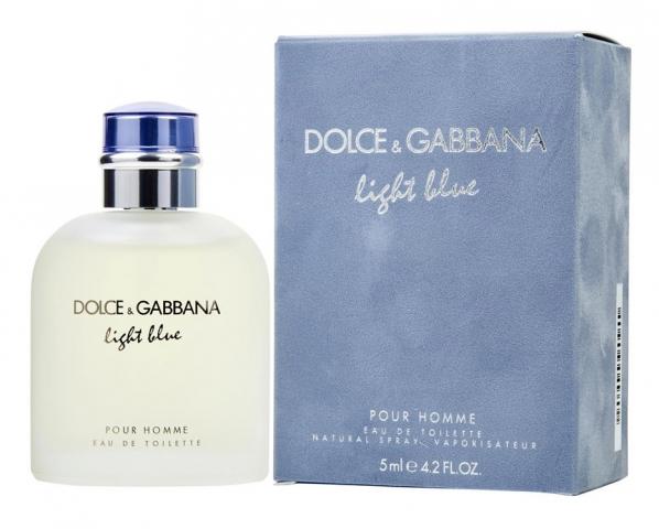 D&G - LIGHT BLUE
