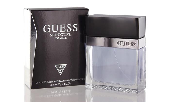 GUESS - SEDUCTIVE MASCULINE