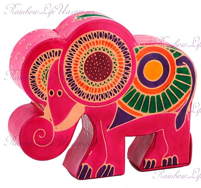 "Копилка Слоник Pink ""Sri Ram"""