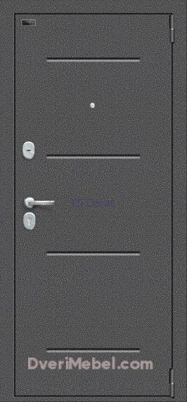 Стальная дверь Porta S 104.К32 Bianco Veralinga