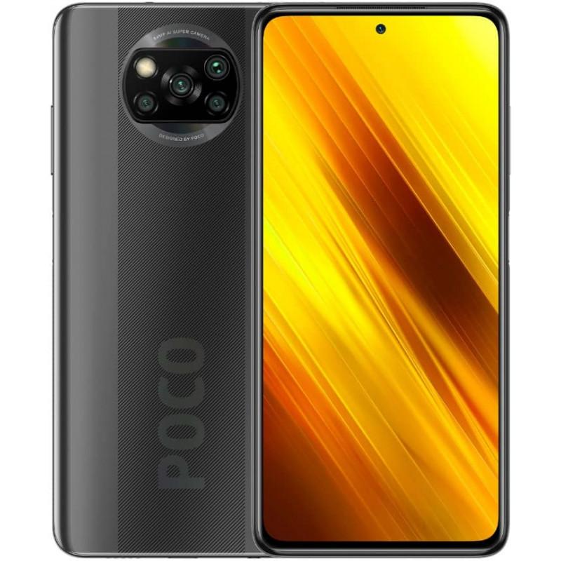 Xiaomi Poco X3 NFC 6/128GB Чёрный