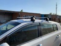 Багажник на крышу Kia Sportage 2016-..., Евродеталь, крыловидные дуги