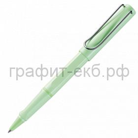 Ручка-роллер Lamy Safari светло-зеленый 336