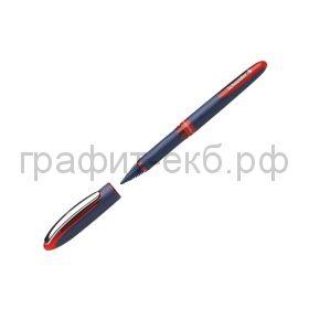 Ручка-роллер Schneider One Busness 830 0.6мм красная 183002