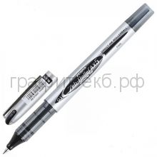 Ручка-роллер Zebra Zeb-Roller AX5 0.5 черная EX-JB6-BK