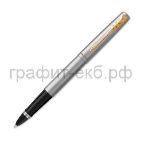 Ручка-роллер Parker Jotter Core Stainless Steel GT серебристый T691 2089227