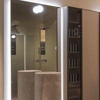 Зеркало с подсветкой Antonio Lupi Bespoke BskW