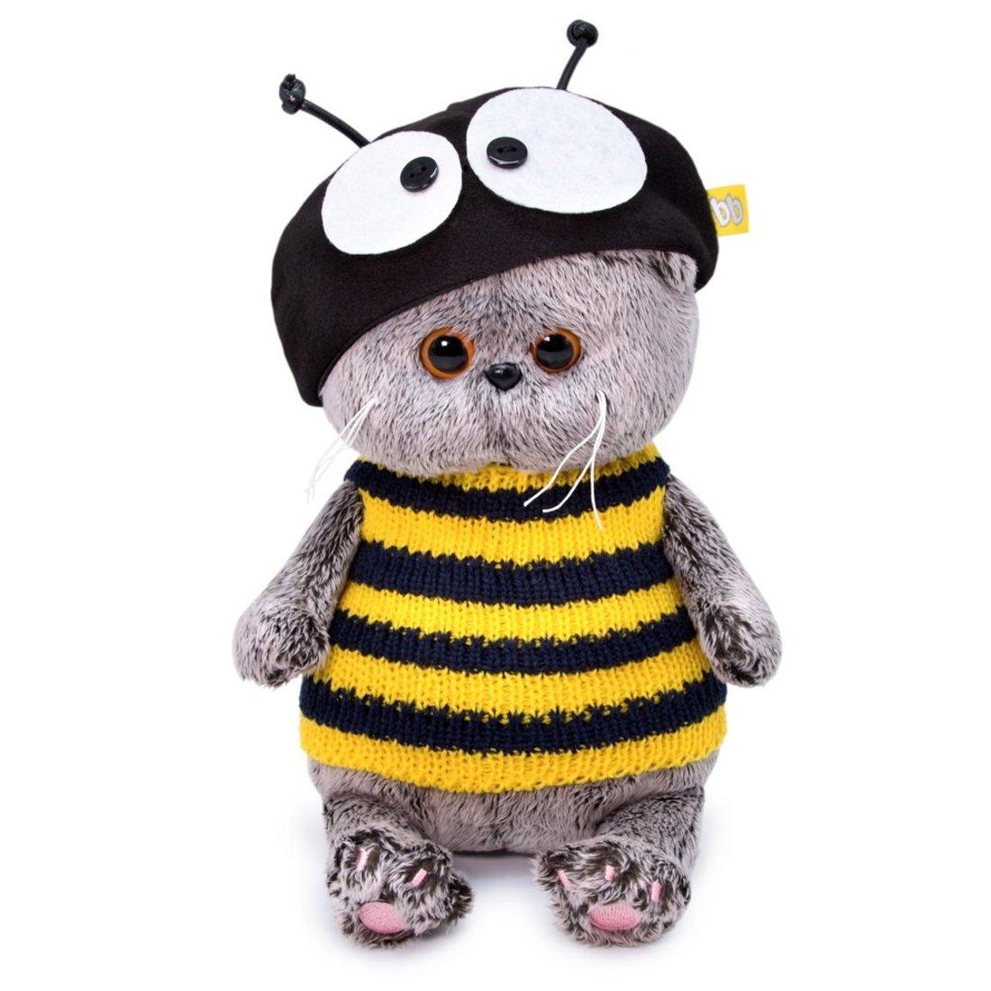 Басик BABY в костюме пчелка 20 см