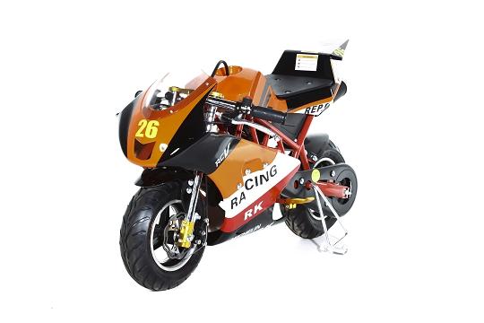 Детский мотоцикл бензиновый Motax Ducati 50 cc