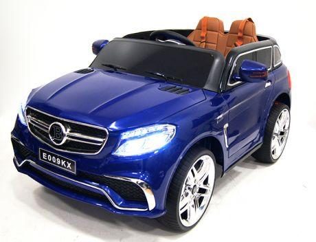 Mercedes E009KX - детский электромобиль с пультом ДУ