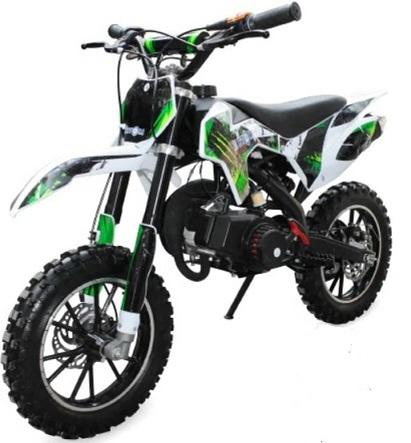 Детский мотоцикл бензиновый Motax Мини кросс 50 cc