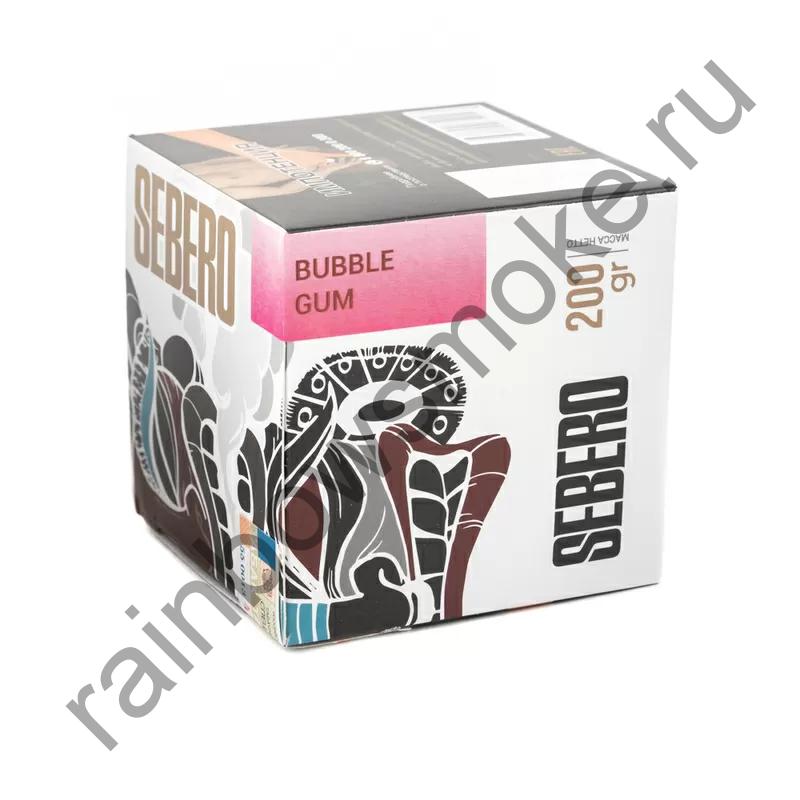 Sebero 200 гр - Bubble Gum (Бабл Гам)