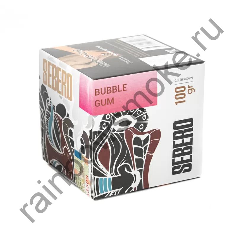 Sebero 100 гр - Bubble Gum (Бабл Гам)